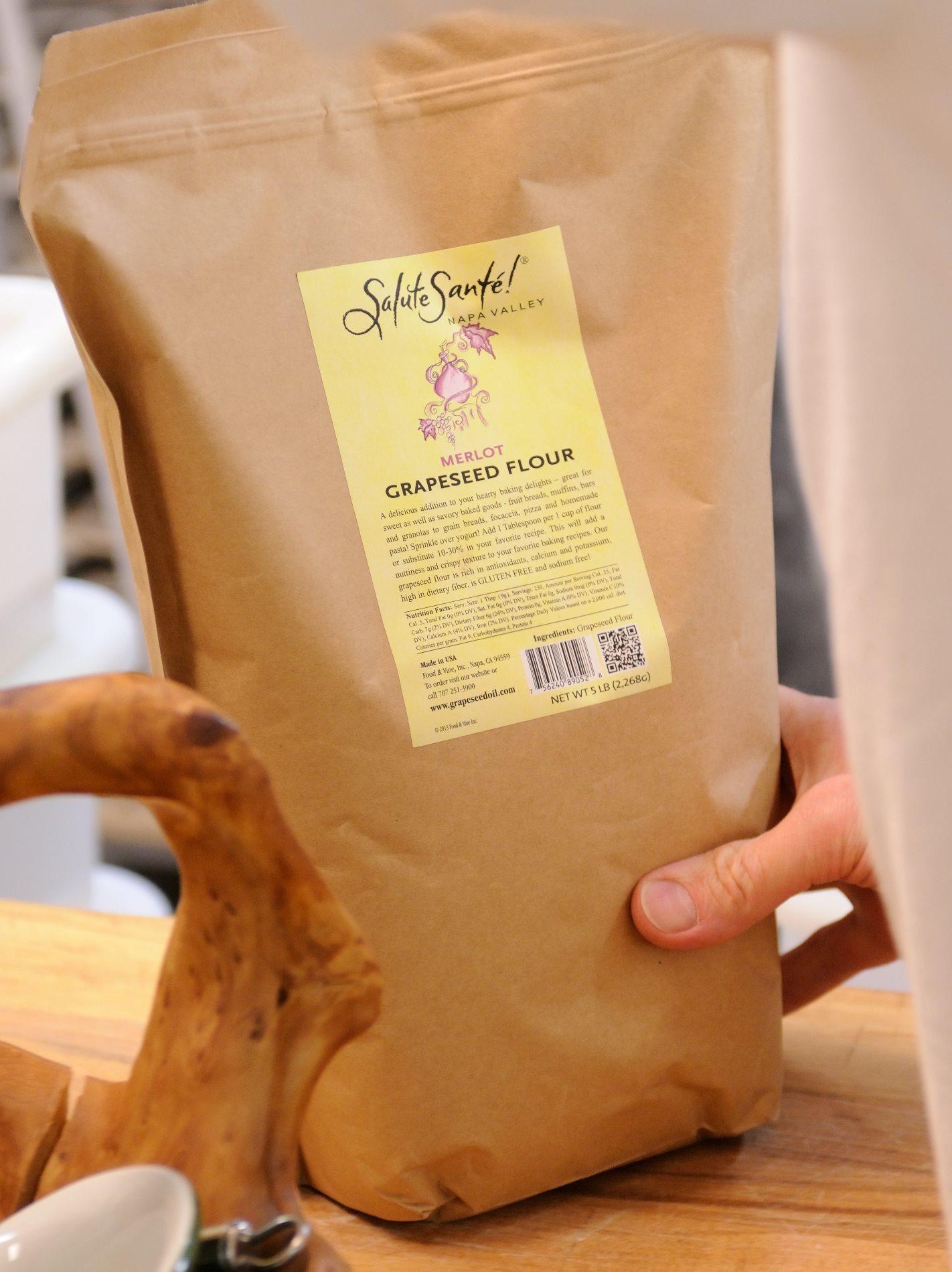 Grapeseed Flour