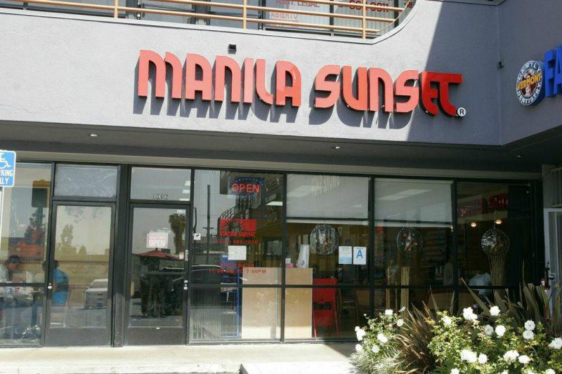Branches - Manila Sunset Filipino Restaurant